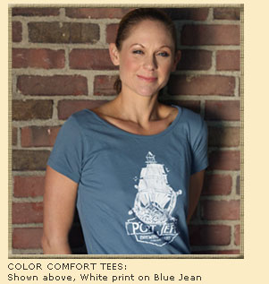 Color Comfort Tees