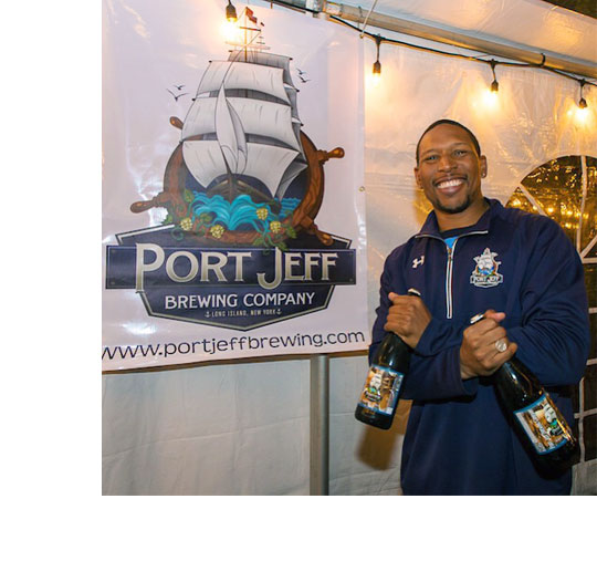 port jeff beers